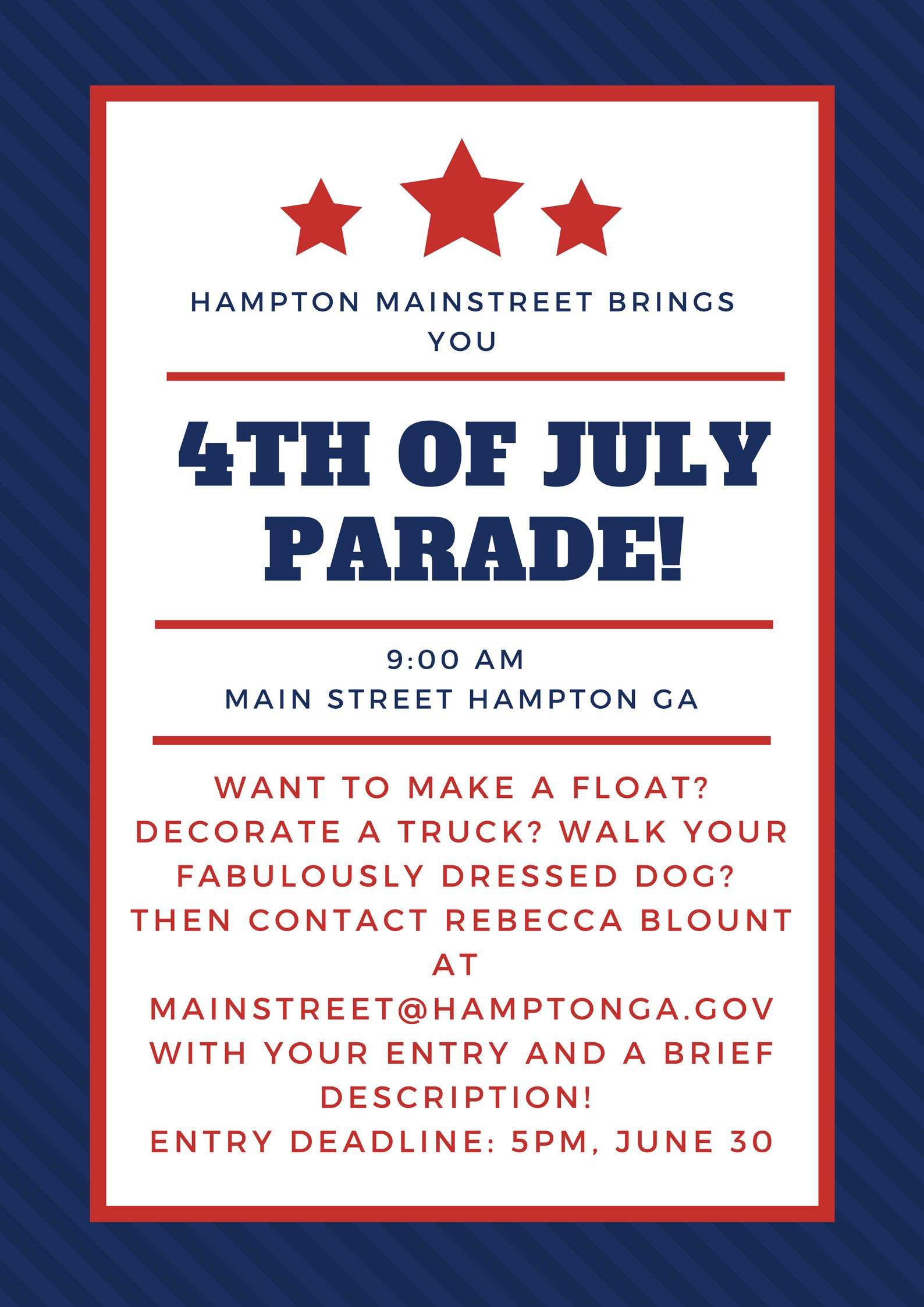 4th of July Parade! (3)