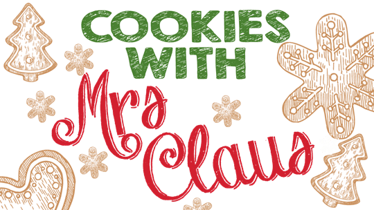 Cookies with Mrs. Claus
